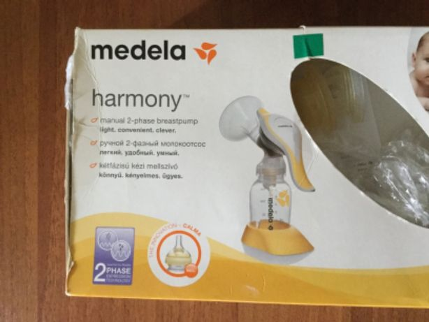 Ручной 2-фазный молокоотсос Medea Harmony(Медела) на ремонт/запчасти