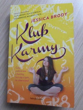"""Książka """"Klub Karmy"""" Jessica Brody. WYSYŁKA GRATIS"""