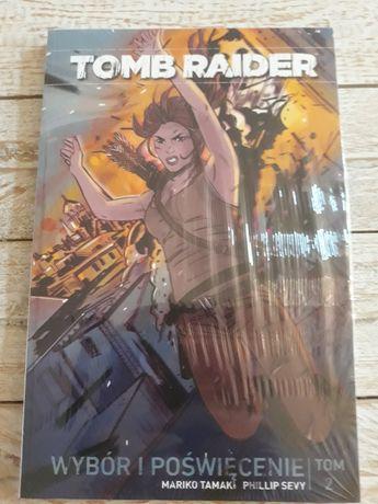 Tomb Raider. Wybór i poświęcenie.nowa w folii