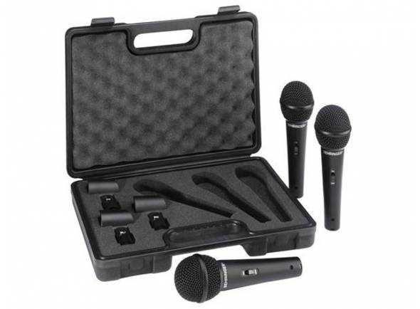 Microfones Behringer xm1800s - como Novos