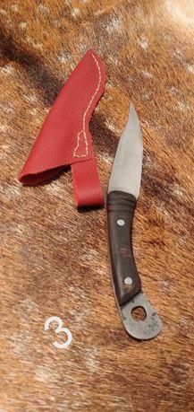 Noże ręcznie kute (bushkraftowe)
