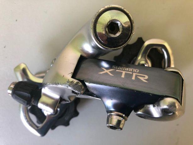 Przerzutka tylna shimano XTR