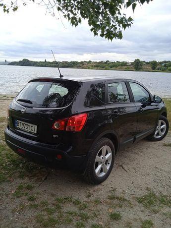 Продам срочно Nissan Qashqai