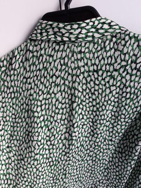 Bluzka koszula 2szt Orsay rozm 38 wiskoza 100%
