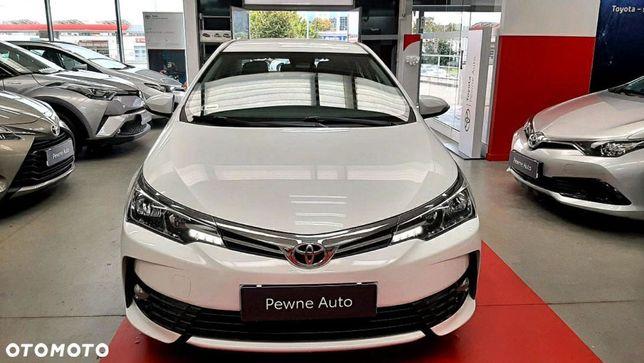 Toyota Corolla REZERWACJA 1.4 D 4D Premium + Safety Salon Toyota
