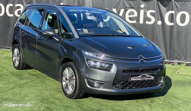 Citroën C4 Grand Picasso 2.0 HDi Exclusive