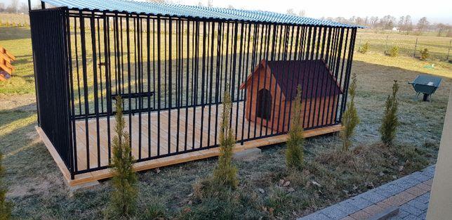 Domki dla psów - Kojce, kojec, Buda, zagroda. Schowki, Wiaty i inne..
