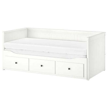 Cama individual / dupla c/3 gavetas gama HEMNES IKEA