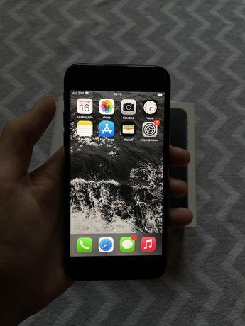 iPhone 7 32Gb Black в хорошем состоянии