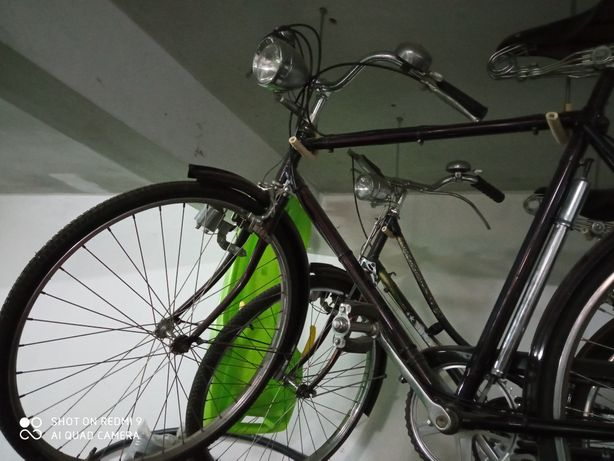 Bicicleta pasteleira marca ye.ye
