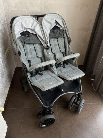 Коляска для двойни , погодок Valco baby cnap duo