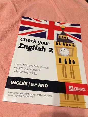 Livro de apoio 6ano inglês