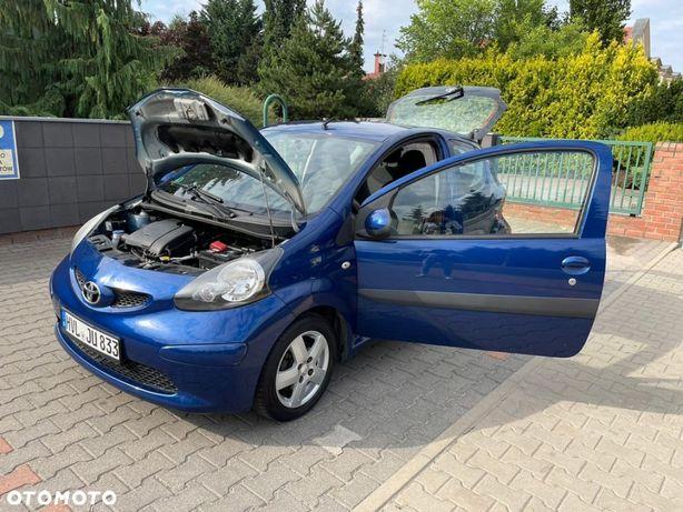 Toyota Aygo Znikomy Przebieg Bezwypadek Po Opłatach