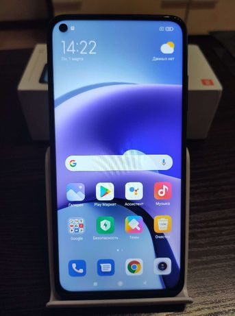 Смартфон Xiaomi Redmi Note 9T 5G 4/64 Gb, black