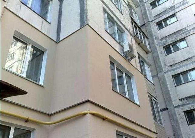Утепление фасадов квартир,домов .