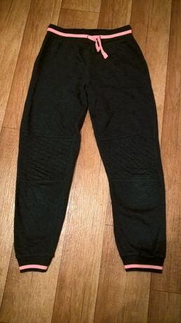 Spodnie dresowa dziewczęce na wiek 9-10