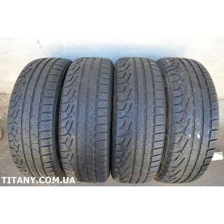 7мм 215\60\R17 Pirelli SottoZero Winter 210 зимові шини колеса резина