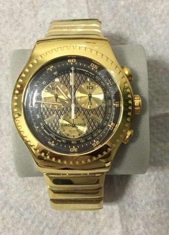 Relógio Swatch - 007 Goldfinger - Edição Limitada
