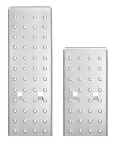 Uniwersalny podest HIGHER drabiny przegubowej 4x3
