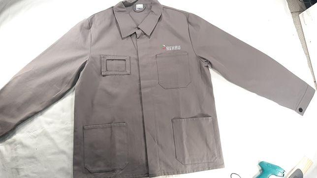 48 р UVEX REHAU хлопок рабочая куртка Kombezdnipro
