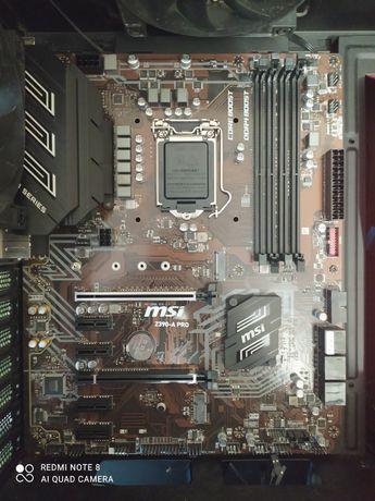 MSI z390-A Pro s1151v2