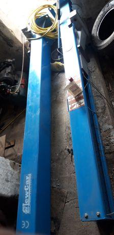 Podnośnik dwukolumnowy hydrauliczny