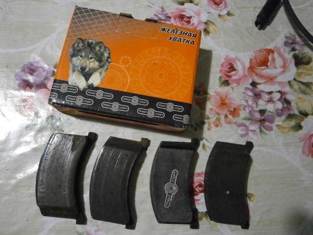 Передние тормозные колодки ЗАЗ 1102 Таврия или 1103 Славута