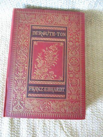 Książka Der Gute Ton