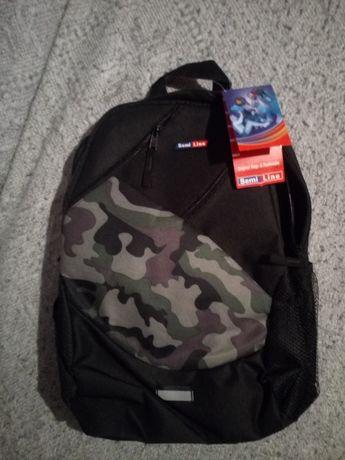Nowy plecak Semi Line