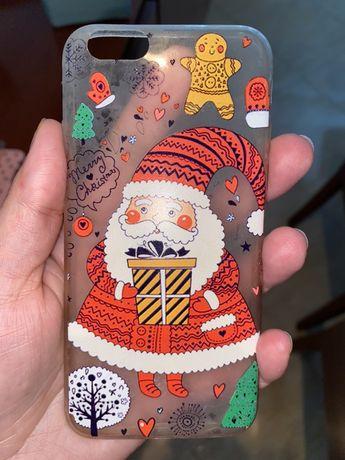 Capa iphone 6s tema Natal