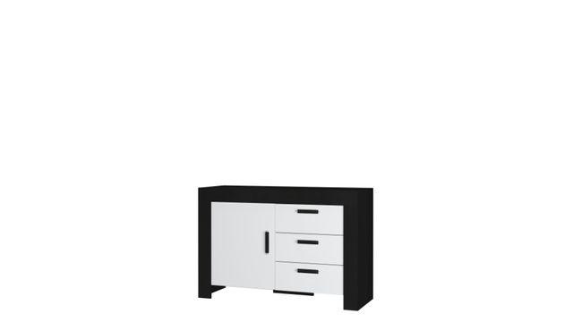 Komoda LONA 120 Milano nowoczesna szafka szuflady