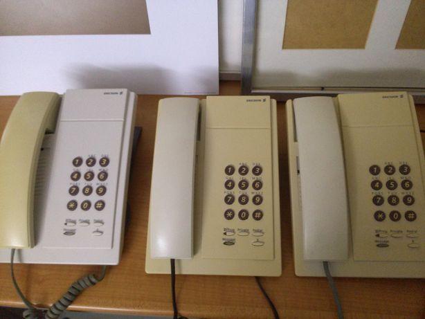 Lote de 6 Telefones Ericsson