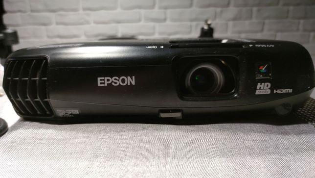 Epson EH-TW550 3D full hd 3000lumen uchwyt gratis