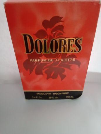 Духи Dolores Франція винтаж