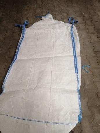 big bag używany / dobry stan / 90x90x170 cm wyłącznie hurtowo !