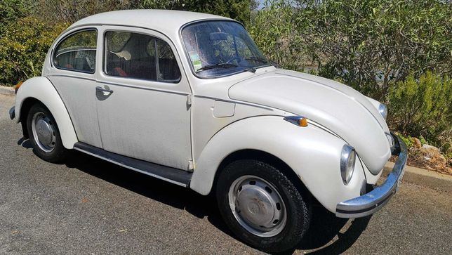 Vw Beetle in perfect driving condition