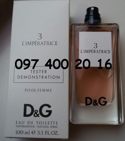 D&G Anthology L`Imperatrice 3 императрица дольче габана 100 мл