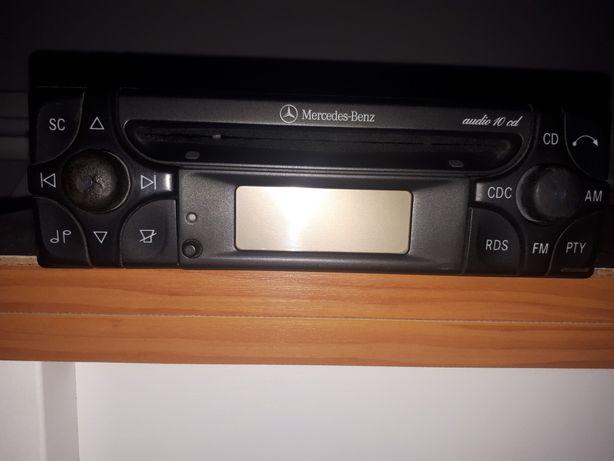Radio samochodowe Mercedes Benz MF2199 z kodem