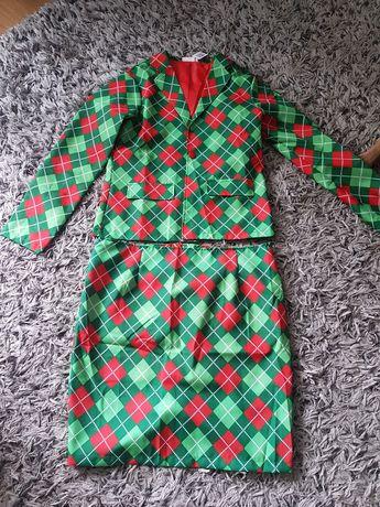 Dwuczęściowy strój elfa