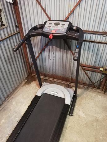Poręczna składana bieżnia elektryczna Transport Rehabilitacja Trening