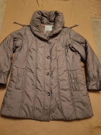 Куртка зимняя, пальто женское теплое Canda C&A новая Германия, дёшево!