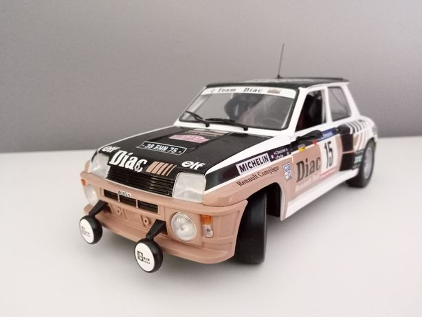 Renault 5 Turbo 1/18