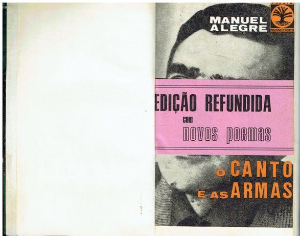 7162 - O Canto e as Armas de Manuel Alegre