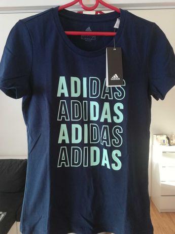 Koszulka adidas S oryginał. Nowa z metkami