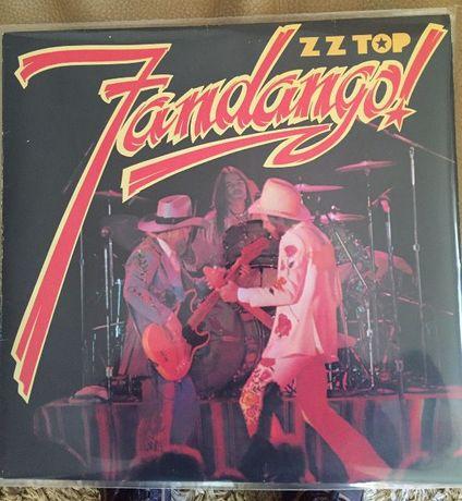 ZZ TOP - Fandango Vinil LP