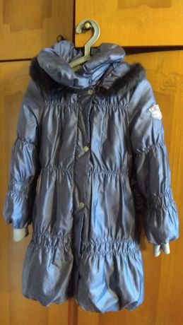 Продам курточку женскую, размер 44, длинна до капюшона 83 см
