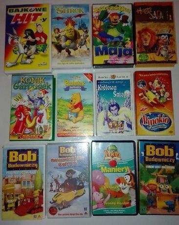 Kasety VHS-stan b.dobry