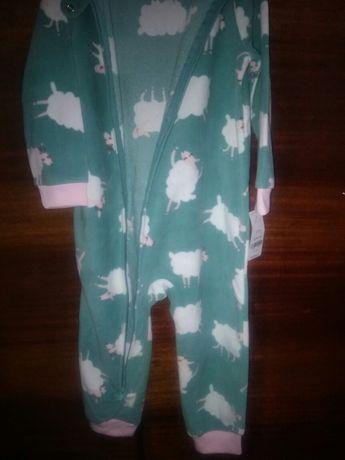 Пижама для девочки Carters