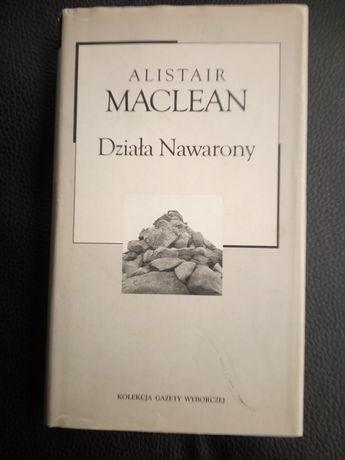 Działa Nawarony- Alistair Maclean