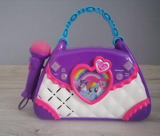 Karaoke, boombox My Little Pony